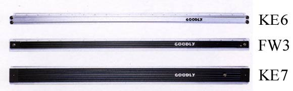 Goodly Parallel Rulers Series